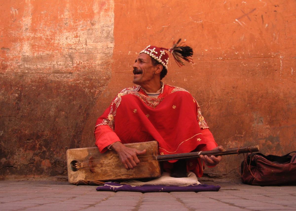Access the Peace Corps Moroccan Arabic Archive