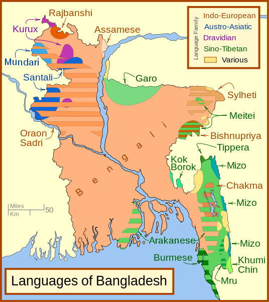 Learn about the Bengali Language