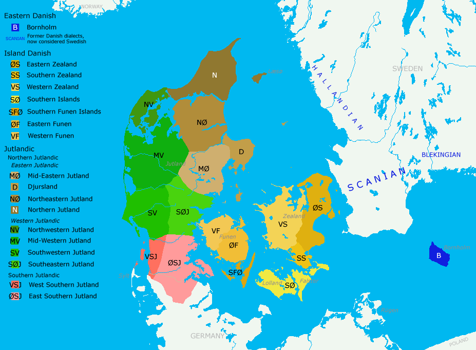 Learn about the Danish Language