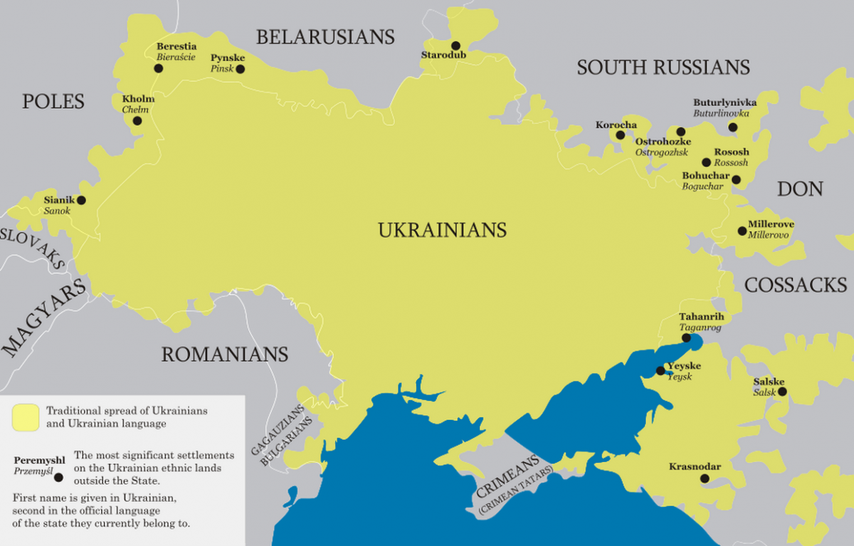 Download Free Ukrainian Course with Audio and Text
