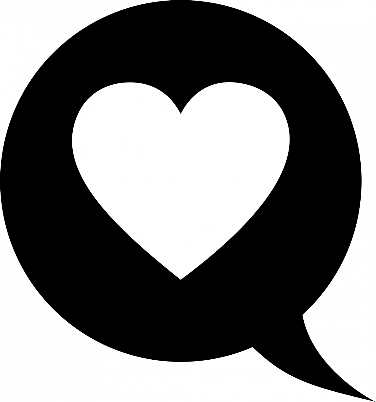 Free Language Logo Heart