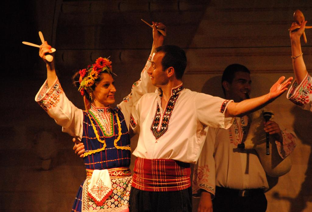 Learn about the Bulgarian Language