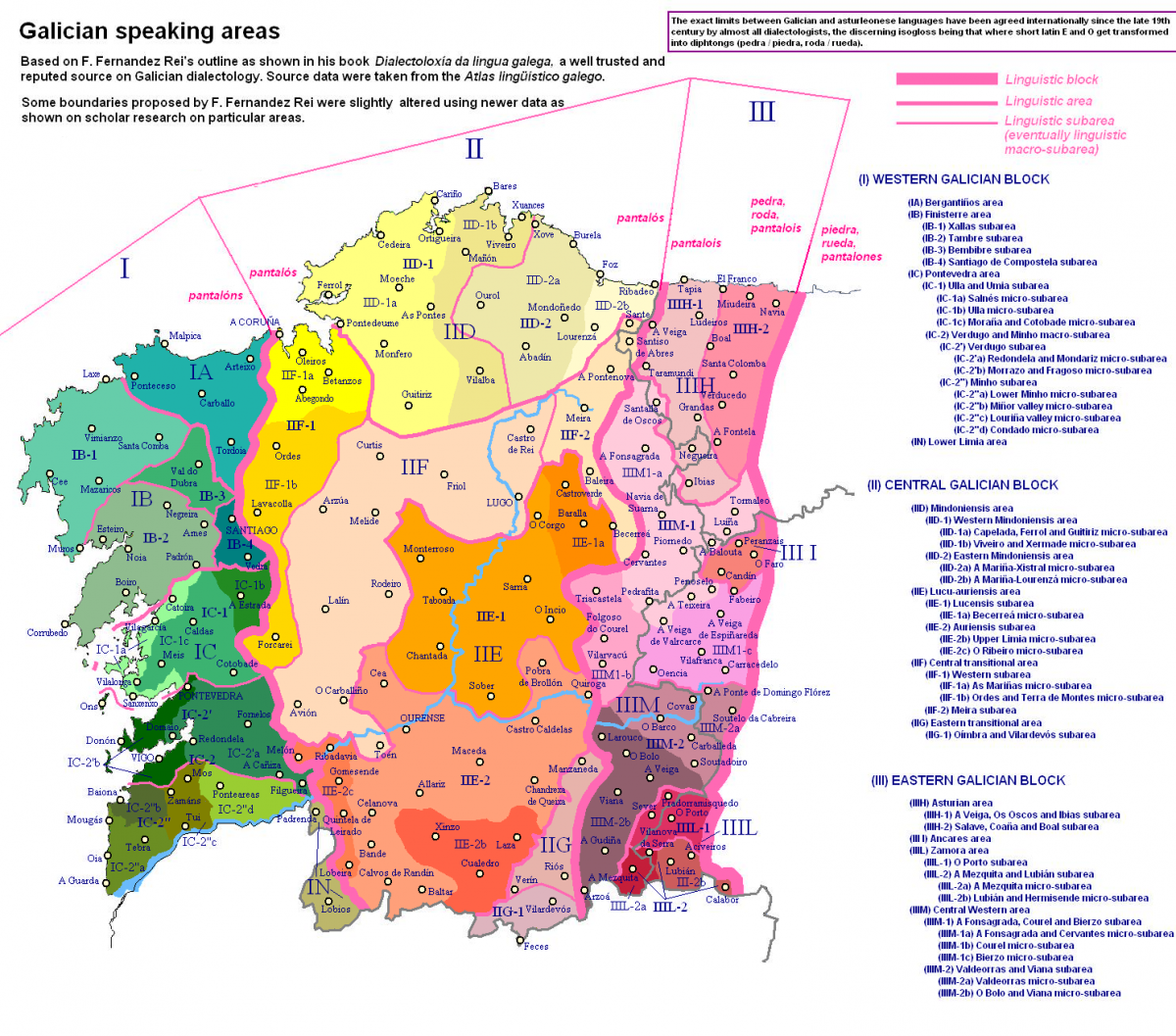 Learn about the Galician Language on Wikipedia