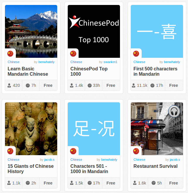 Memrise Merges Science, Fun and Community to Help Learn Chinese Online for Free (+ App)