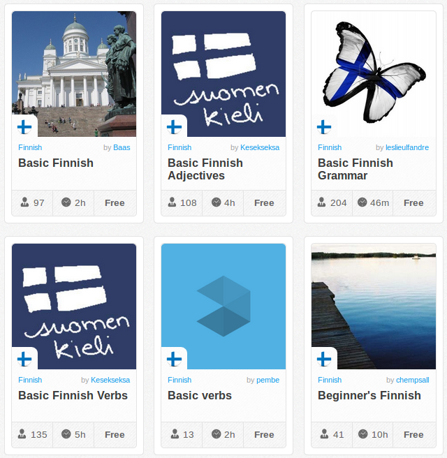 Scientific Yet Fun + Free Finnish Language Learning (Online + App)
