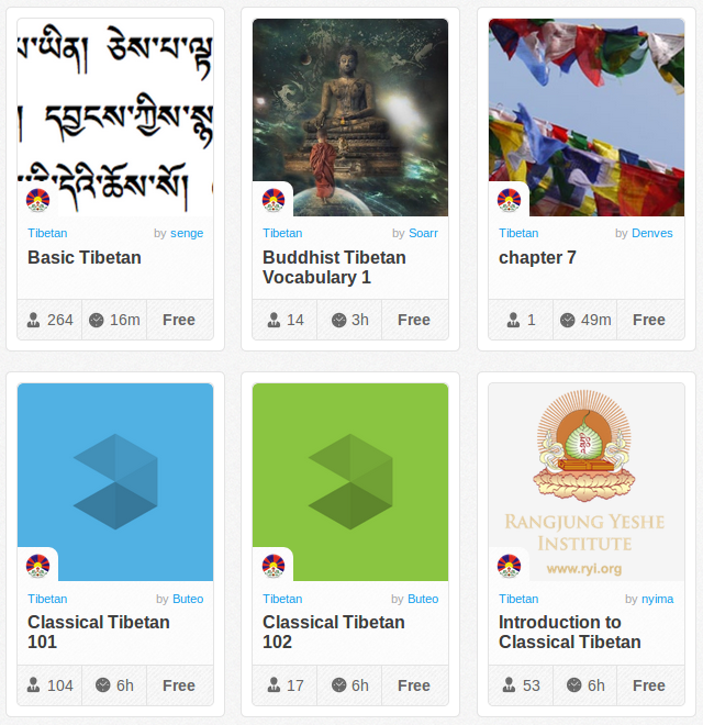 Memrise Merges Science, Fun and Community to Help Learn Tibetan Online for Free (+ App)