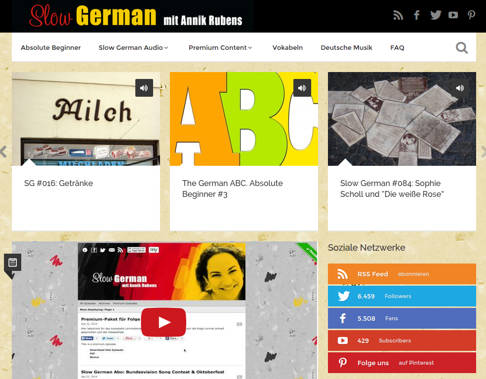 What are the best podcasts for learning German? - Quora