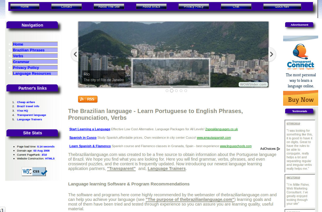 10 Reasons to Learn Brazilian Portuguese