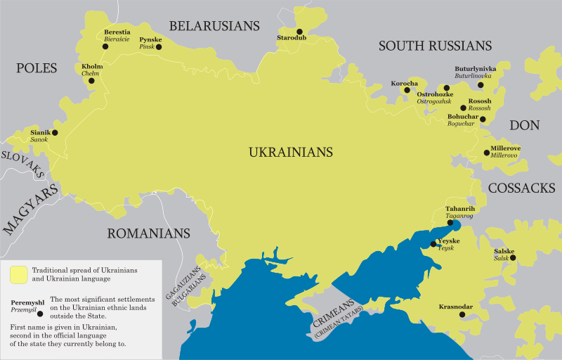 Learn about the Ukrainian Language