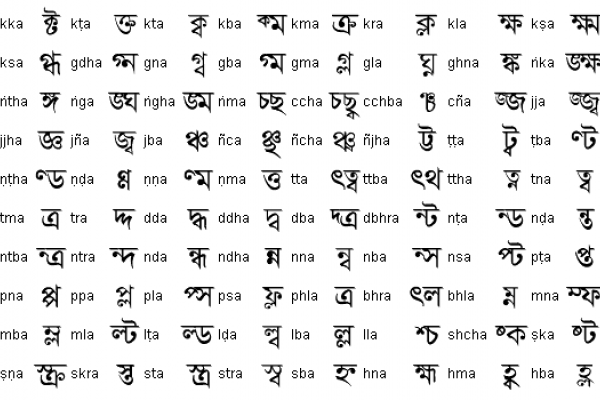 Bengali Alphabet and Pronunciation