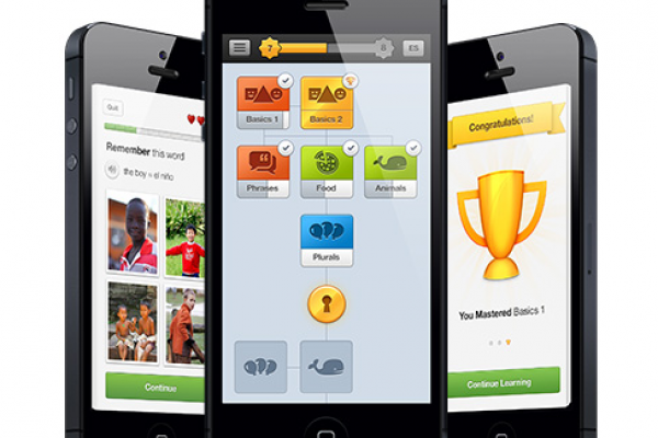 Duolingo Free iPhone App for Learning Spanish and French