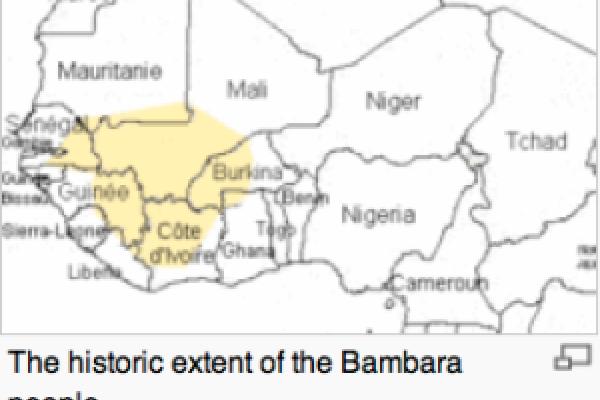 Free Bambara Phrasebook (Bamanankan)