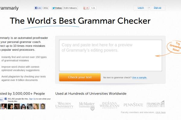 Grammarly: Revisa y Corrige la Gramática en Inglés