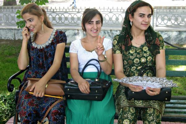 Learn about the Tajik Language