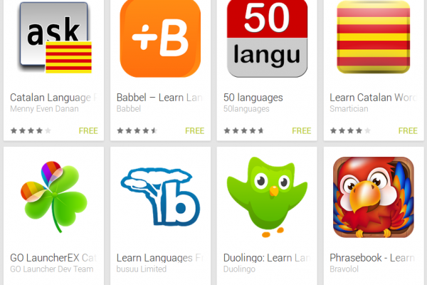 Learn Catalan with Android Apps