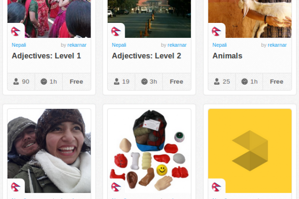 Memrise Merges Science, Fun and Community to Help Learn Nepali Online for Free (+ App)