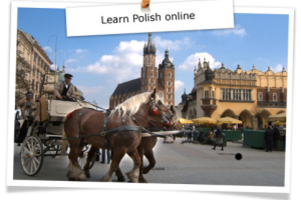 Learn Polish Online and Mobile with Apps for iPhone, iPad, iPod Touch