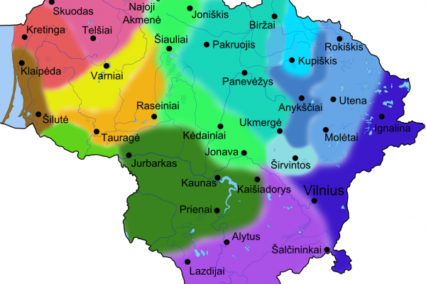 Learn about the Lithuanian Language