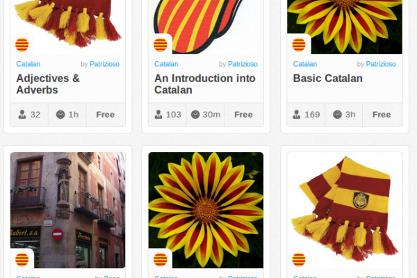 Memrise Merges Science, Fun and Community to Help Learn Catalan Online for Free (+ App)