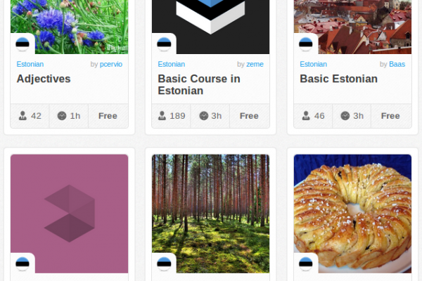 Memrise Merges Science, Fun and Community to Help Learn Estonian Online for Free (+ App)