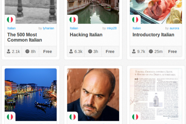 Memrise Merges Science, Fun and Community to Help Learn Italian Online for Free (+ App)