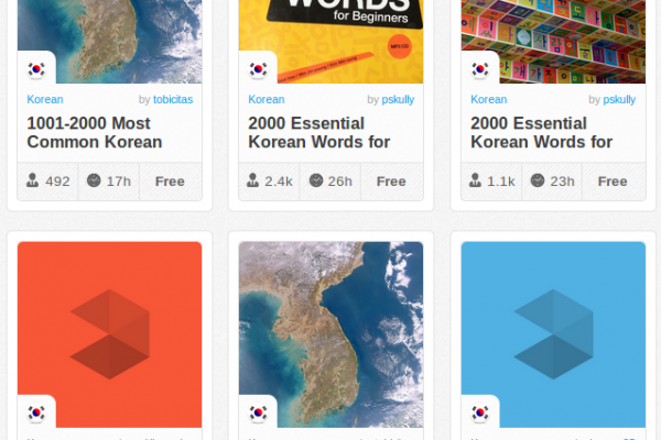 Memrise Merges Science, Fun and Community to Help Learn Korean Online for Free (+ App)