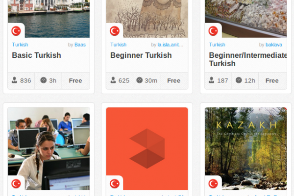 Memrise Merges Science, Fun and Community to Help Learn Turkish Online for Free (+ App)