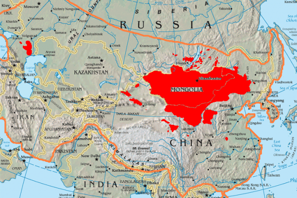 Learn about the Mongolian Language