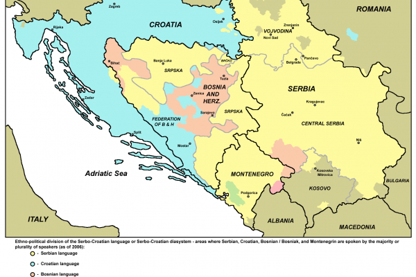 Learn about the Serbian Language